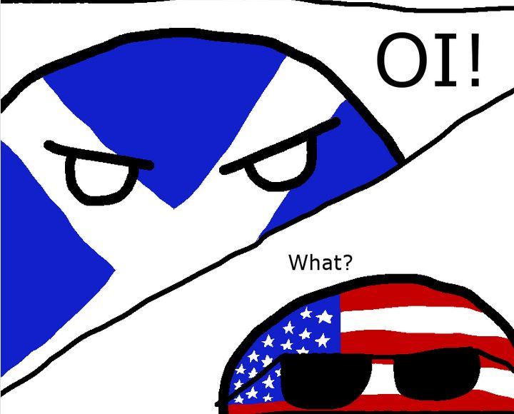 スコットランドよりスコットらしい… (2)