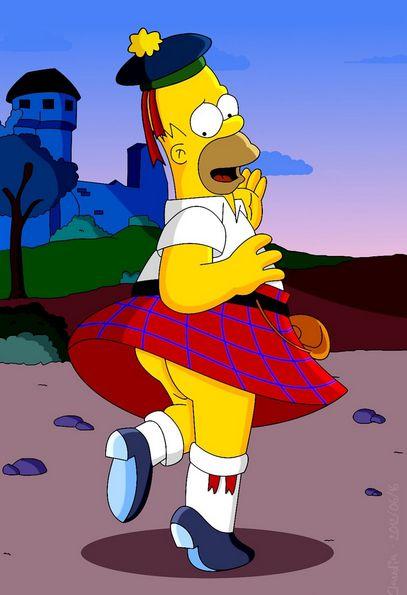 スコットランドよりスコットらしい… (9)