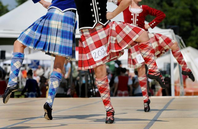 スコットランドよりスコットらしい… (15)