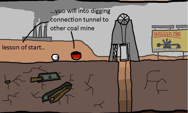 石炭採掘レッスン (2)