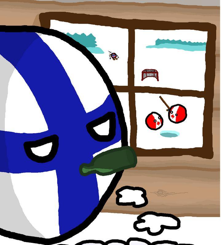 フィンランドは冬になってない (5)