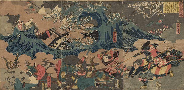 日本の栄光ある勝利 (18)