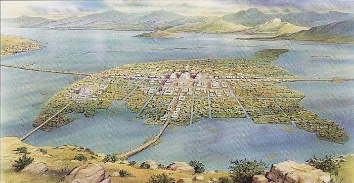 湖上の街 (10)