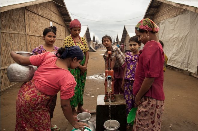 ミャンマーのジレンマ (11)