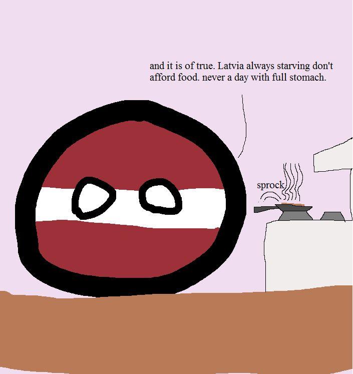ラトビアの人生最高の日 (2)