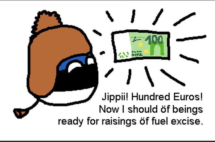 燃料税オブ上がったよ (3)