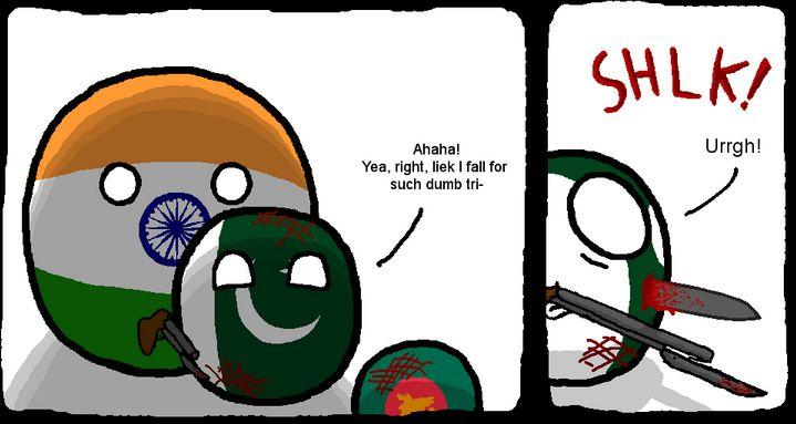 バングラデシュの開放 (3)