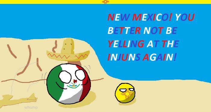 ニューメキシコ国境の偽り (5)