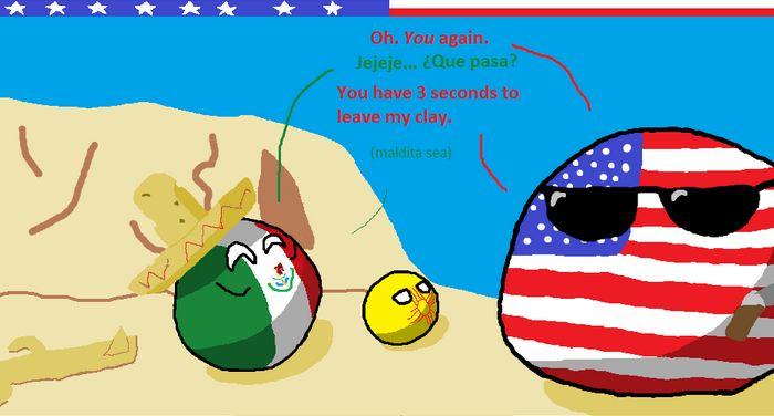 ニューメキシコ国境の偽り (6)