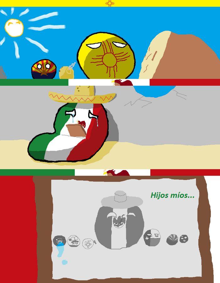 ニューメキシコ国境の偽り (11)