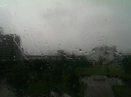 雨の水曜日