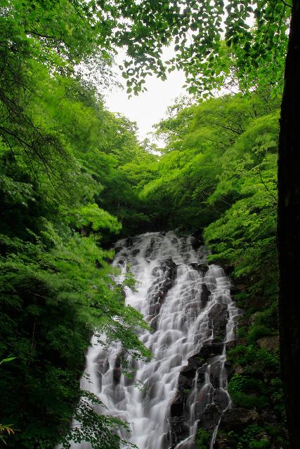 岡山県津山市阿波 『布滝』