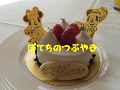 20150215 オチェケーキ