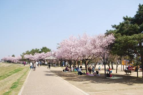 狭山池公園