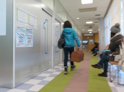 9)診察室は4部屋
