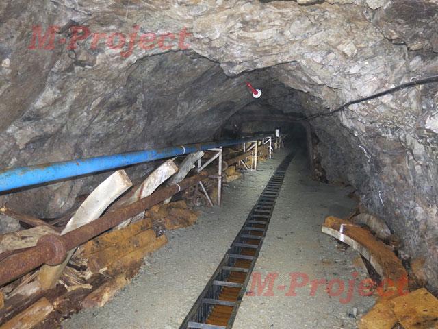 柵の向こう側 T○鉱山