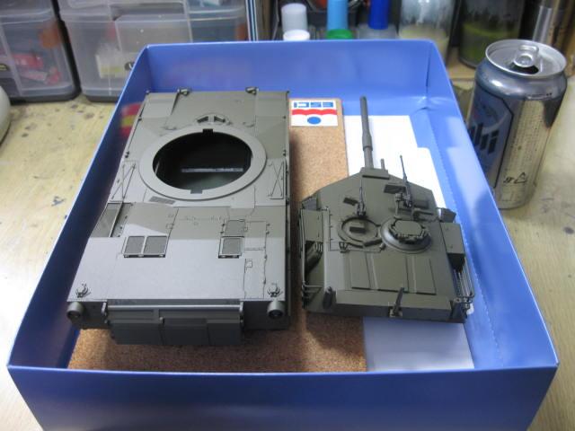 M1 ABRAMS の4