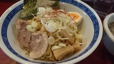 十郎兵衛つけ麺
