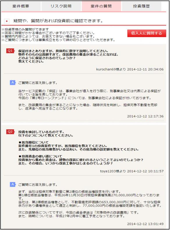 ラッキバンク投資記事2014121211