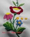 ハンガリー刺繍