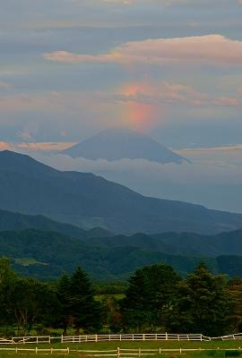 rainbow-Fuji