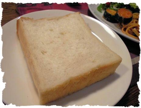 食パンのカット