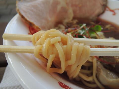 関関同立本気のラーメンの麺