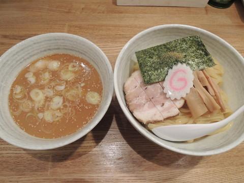 塩つけ麺(800円)
