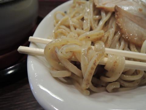 熟成つけ麺(400g)の麺