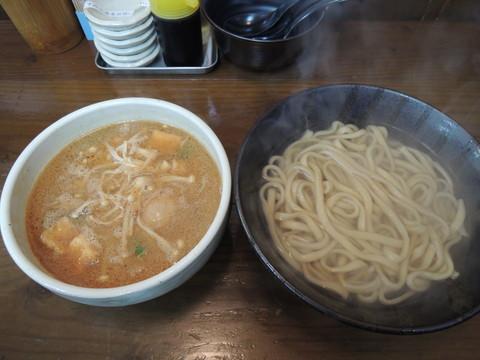 味噌つけ麺(1200円)