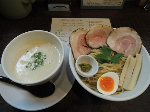 豚CHIKIつけ麺 2玉(280g)(900円)