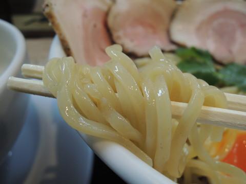 豚CHIKIつけ麺 2玉(280g)の麺