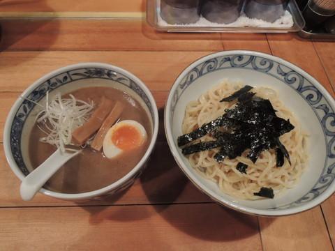鯛なしつけ麺(780円)