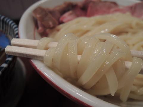 つけそば(麺量200g)の麺
