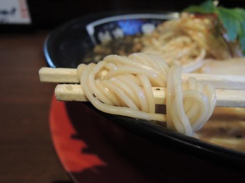 味噌河童の麺