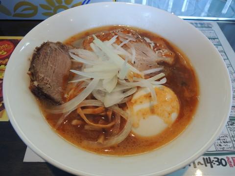 特製超海老潮らぁ麺(1030円)