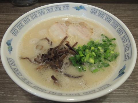 まるいちラーメン(600円)
