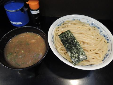 豚骨つけ麺(特盛)麺500g(1080円)