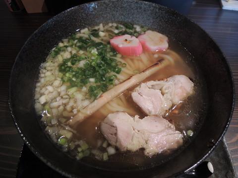 高田老麺(750円)