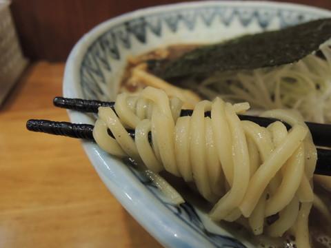 蕪村そばの麺