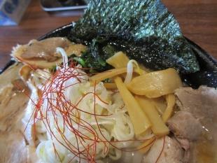 肉バカ チャーシュー麺 具