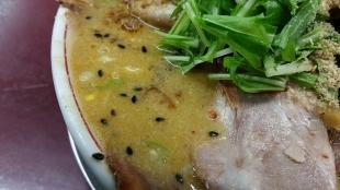 勝龍 ドッカンチャーシュー スープ