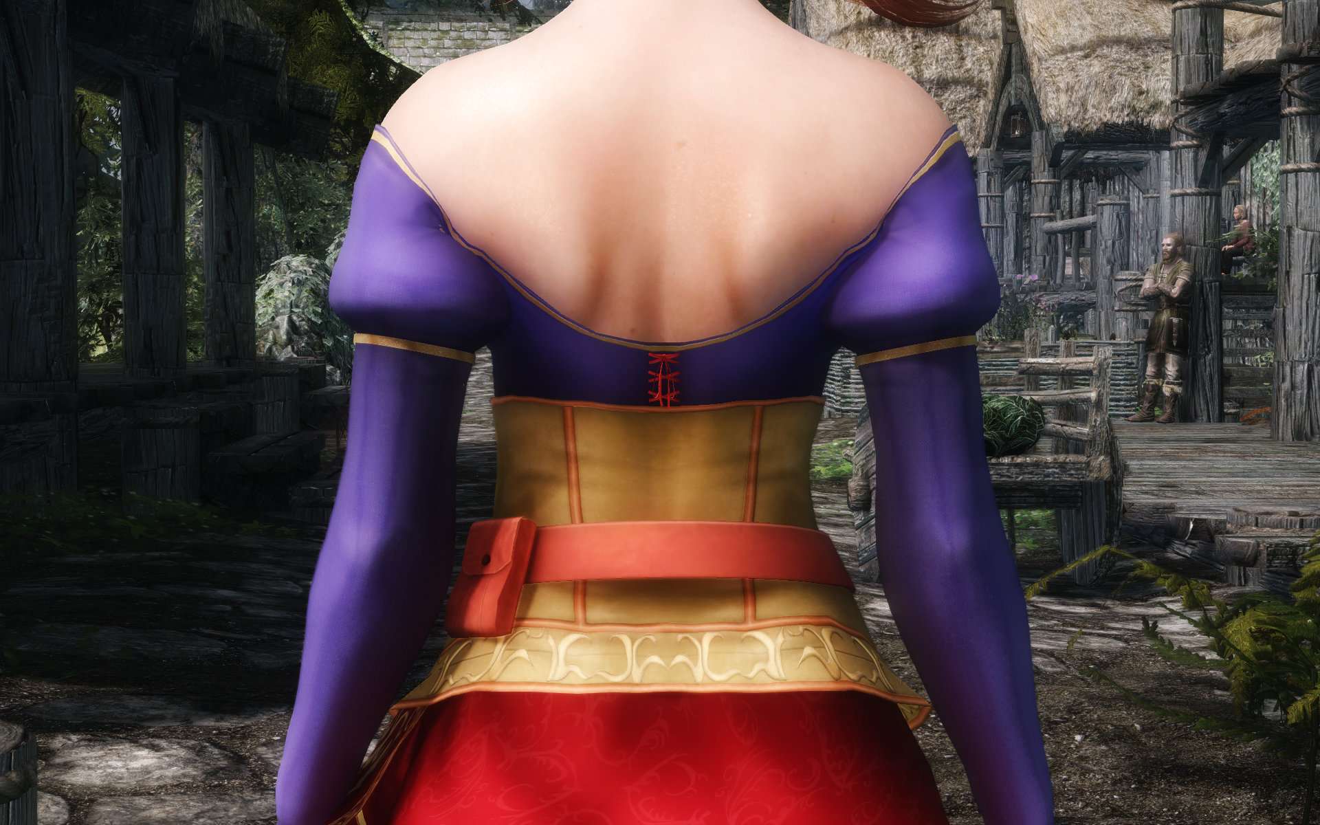 DragonQuest Heroes Jessica Outfit