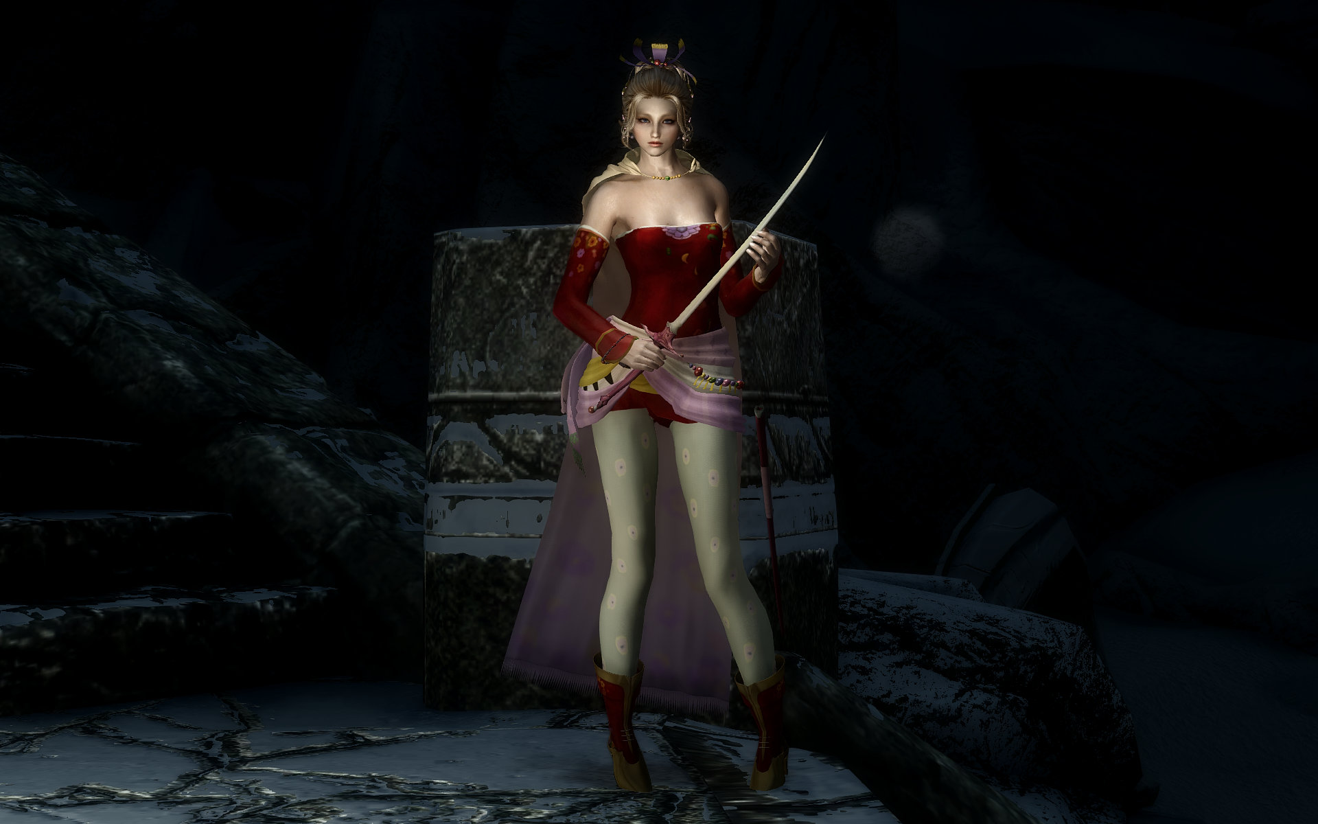 FF6 Tina(Terra) Outfits for UNPB
