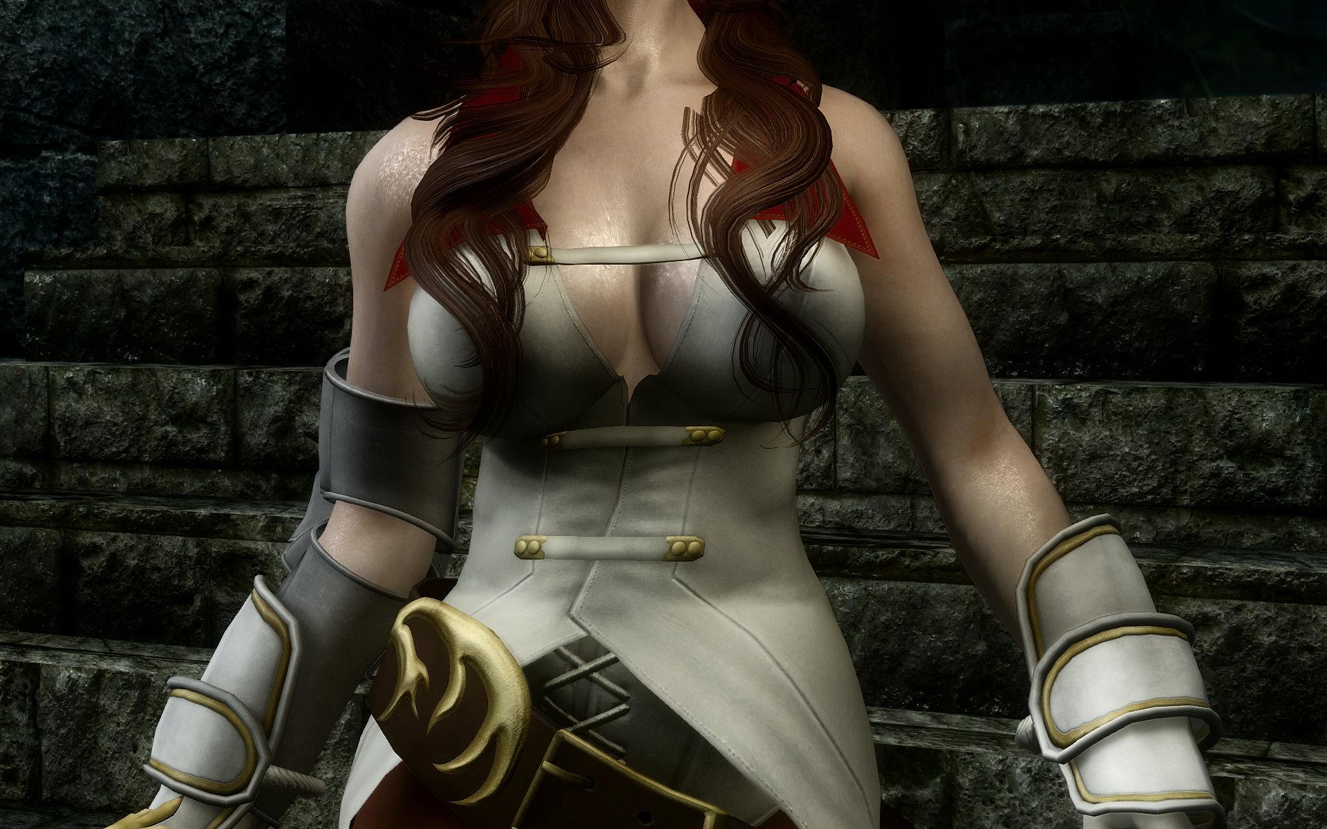 FF9 Beatrix Outfit & Sword