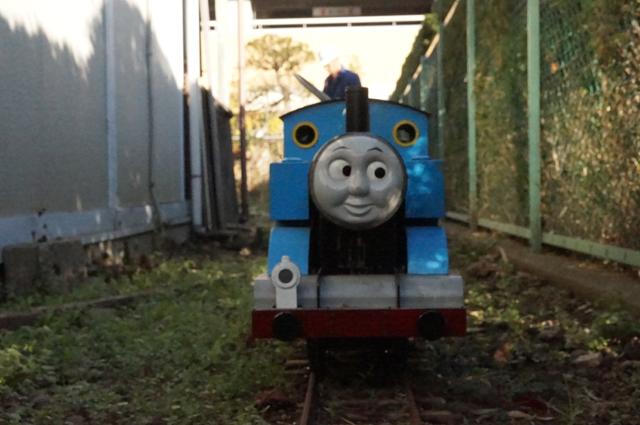 トーマス 君 平成10年頃誕生の汽車