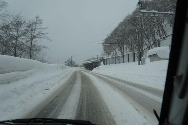 雪道'15