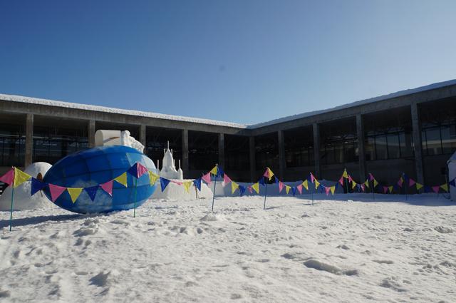 十日町雪まつり キナーレ会場