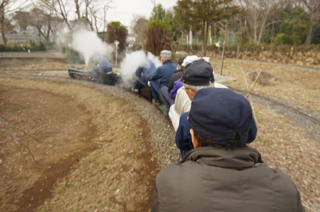 大型蒸気の重連 2人前は東海道新幹線開業1番列車を運転した方 そのもう一人前は幹線親父