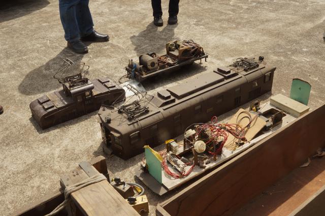 古い国鉄の電気もありました
